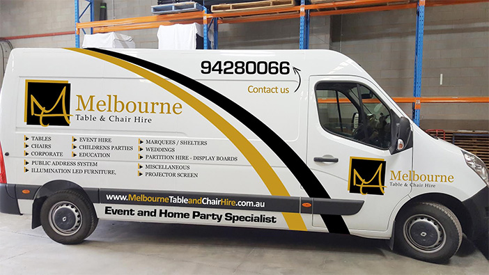 Melbourne Table & Chair Hire - Wedding, Party & Corporate Events