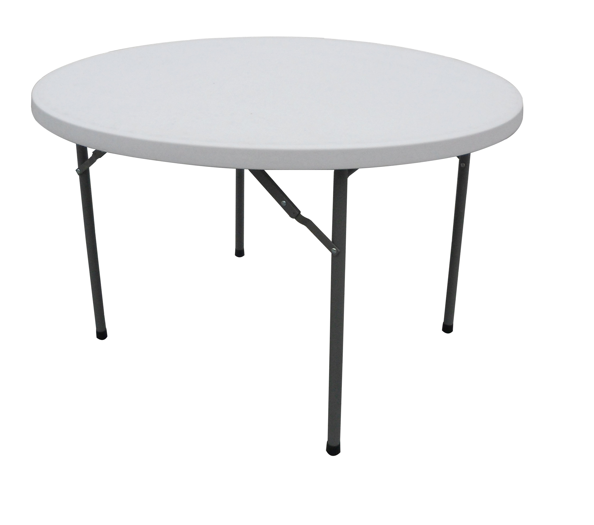 1 8m Heavy Duty Plastic Moulded Round Table Melbourne